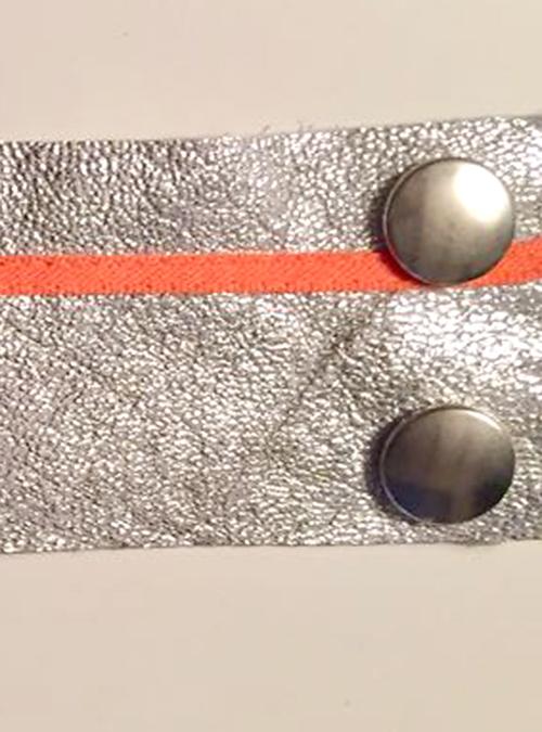 Silbernes Armband von KIK/ANN